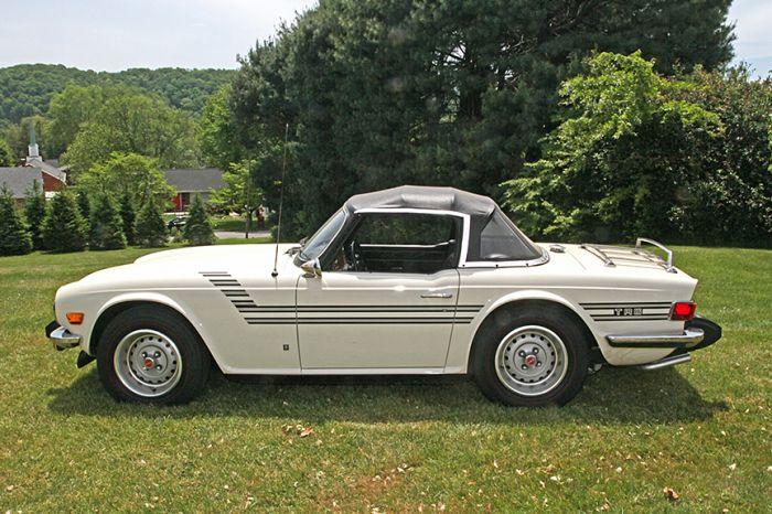 Chester Blankenship Sports Car Collection-Austin Healey MK III, Triumph TR-6, MGB, Lexus SC 430 Auction - 5076.jpg
