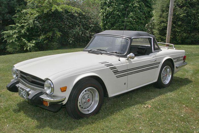 Chester Blankenship Sports Car Collection-Austin Healey MK III, Triumph TR-6, MGB, Lexus SC 430 Auction - 5077.jpg