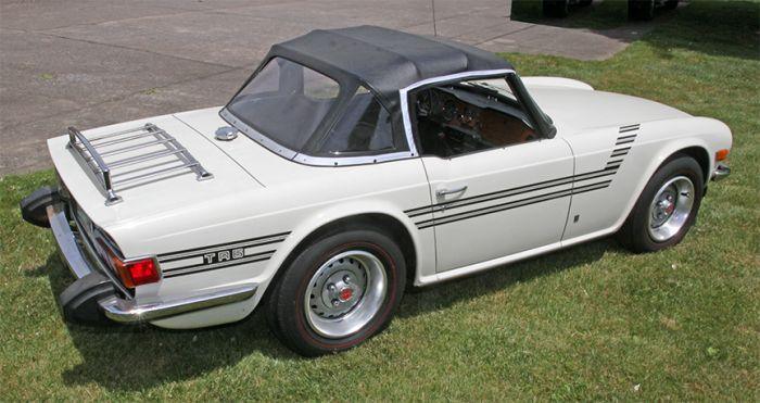 Chester Blankenship Sports Car Collection-Austin Healey MK III, Triumph TR-6, MGB, Lexus SC 430 Auction - 5079.jpg