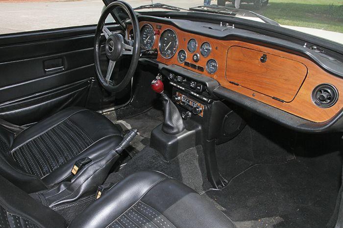 Chester Blankenship Sports Car Collection-Austin Healey MK III, Triumph TR-6, MGB, Lexus SC 430 Auction - 5081.jpg