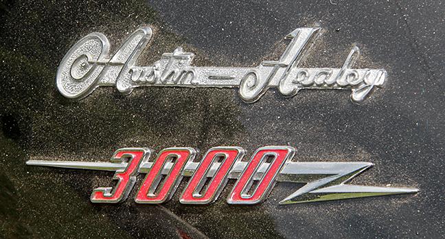 Chester Blankenship Sports Car Collection-Austin Healey MK III, Triumph TR-6, MGB, Lexus SC 430 Auction - 5085.jpg