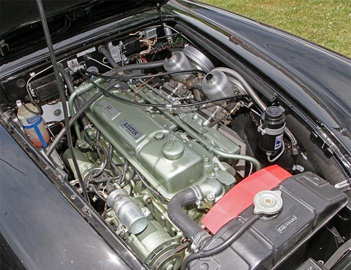 Chester Blankenship Sports Car Collection-Austin Healey MK III, Triumph TR-6, MGB, Lexus SC 430 Auction - 5088.jpg