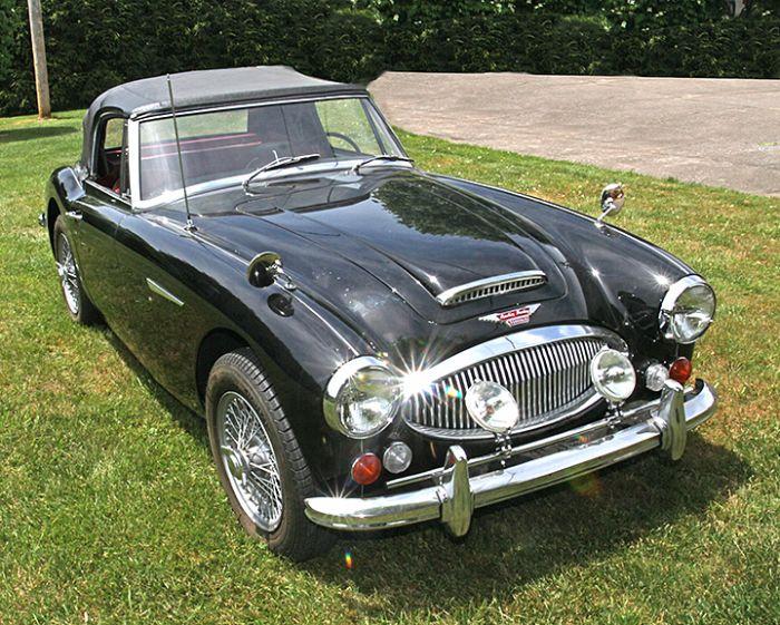 Chester Blankenship Sports Car Collection-Austin Healey MK III, Triumph TR-6, MGB, Lexus SC 430 Auction - 5096.jpg