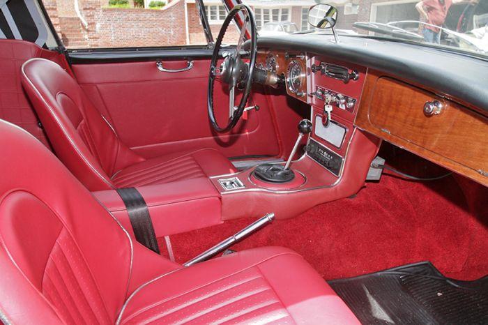 Chester Blankenship Sports Car Collection-Austin Healey MK III, Triumph TR-6, MGB, Lexus SC 430 Auction - 5101.jpg