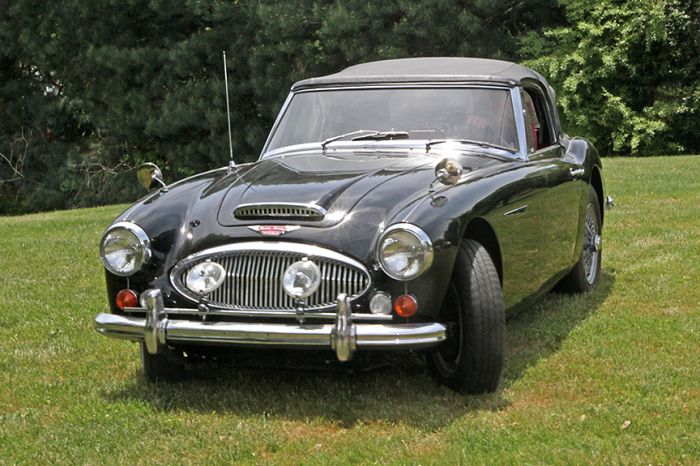 Chester Blankenship Sports Car Collection-Austin Healey MK III, Triumph TR-6, MGB, Lexus SC 430 Auction - 5104.jpg